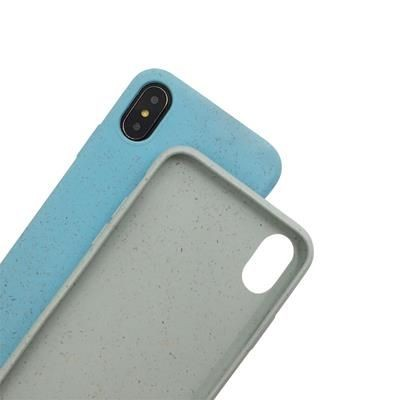 Picture of IPHONE X XS 10 10S BIODEGRADABLE ECO CASE FULLY COMPOSTABLE FOR MOBILE PHONE in Various Colours