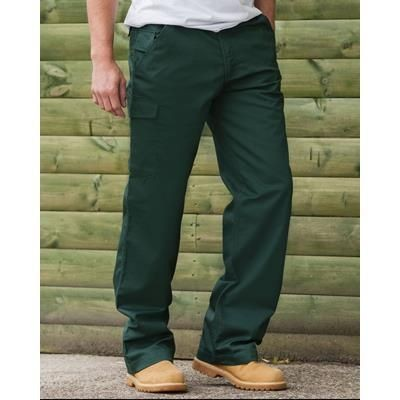 Picture of RUSSELL WORKWEAR POLYCOTTON TWILL TROUSERS