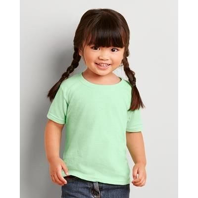 Picture of GILDAN TODDLER HEAVY COTTON TEE SHIRT