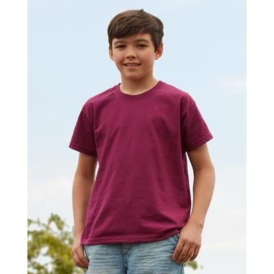 Picture of FRUIT OF THE LOOM CHILDRENS ORIGINAL TEE SHIRT