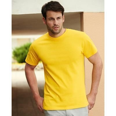 Picture of FRUIT OF THE LOOM SLIM FIT TEE SHIRT