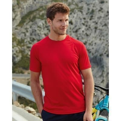 Picture of FRUIT OF THE LOOM MENS PERFORMANCE TEE SHIRT