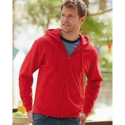 Picture of FRUIT OF THE LOOM HOODED HOODY SWEAT JACKET