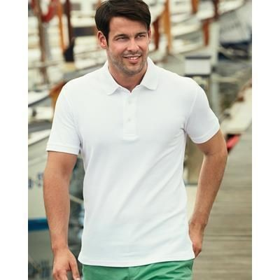 Picture of FRUIT OF THE LOOM HEAVY COTTON POLO SHIRT