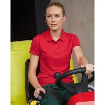 Picture of FRUIT OF THE LOOM LADY-FIT PERFORMANCE POLO SHIRT