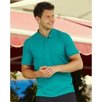 Picture of FRUIT OF THE LOOM PIQUE POLO SHIRT