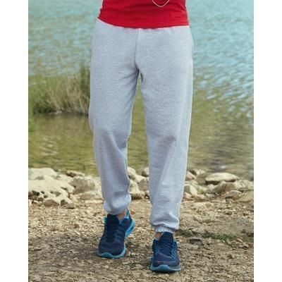Picture of FRUIT OF THE LOOM ELASTICATED JOGGING PANTS