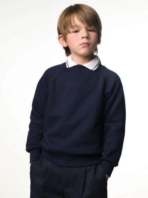 Picture of JERZEES SCHOOLGEAR CHILDRENS RAGLAN SLEEVE SWEATSHIRT