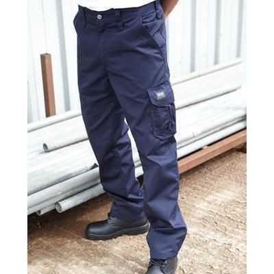 Picture of HELLY HANSEN ASHFORD SERVICE PANT WORK TROUSERS