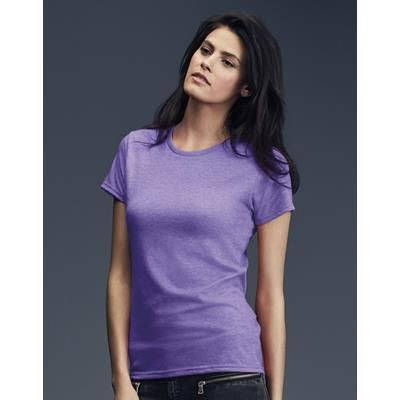 Picture of ANVIL LADIES FASHION TEE SHIRT
