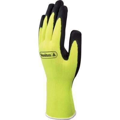 Picture of VENITEX APOLLON SAFETY GLOVES in Yellow & Black