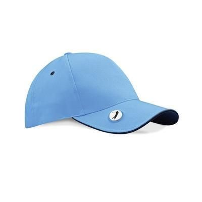 Picture of BEECHFIELD PRO-STYLE BALL MARKER GOLF BASEBALL CAP