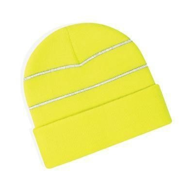 Picture of BEECHFIELD ENHANCED-VIZ KNITTED HAT