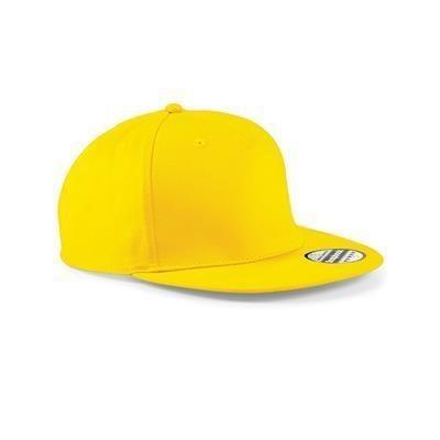 Picture of BEECHFIELD 5 PANEL SNAPBACK RAPPER CAP