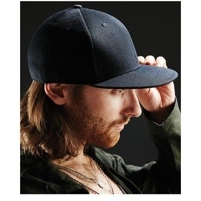 Picture of BEECHFIELD FITTED FLAT PEAK CAP