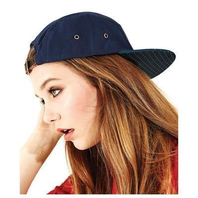 Picture of BEECHFIELD GRAPHIC PEAK 5 PANEL CAP