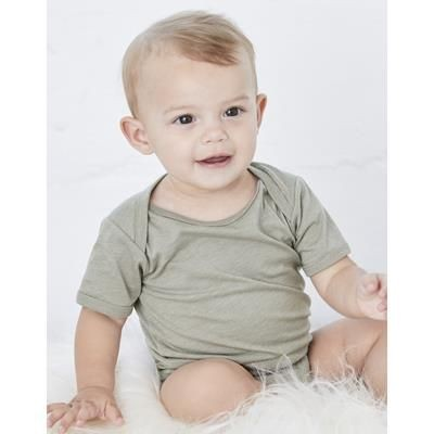Picture of BELLA BABY JERSEY S & SLEEVE ONESIE