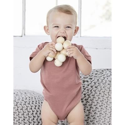 Picture of BELLA BABY TRIBLEND S & SLEEVE ONESIE