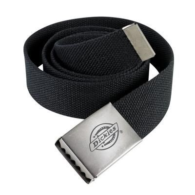 Picture of DICKIES CANVAS BELT in Black