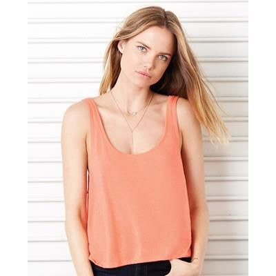 Picture of BELLA LADIES BOXY TANK TOP