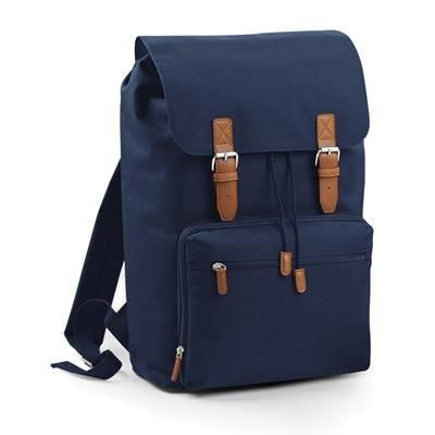 Picture of BAGBASE HERITAGE LAPTOP BACKPACK RUCKSACK