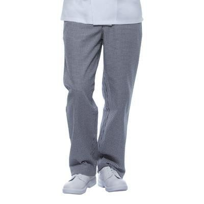 Picture of KARLOWSKY BASIC CHEF TROUSERS in Black