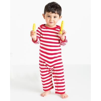 Picture of BABYBUGZ BABY STRIPY ROMPASUIT