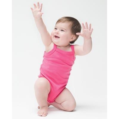 Picture of BABYBUGZ ORGANIC VEST BABYGROW BODYSUIT