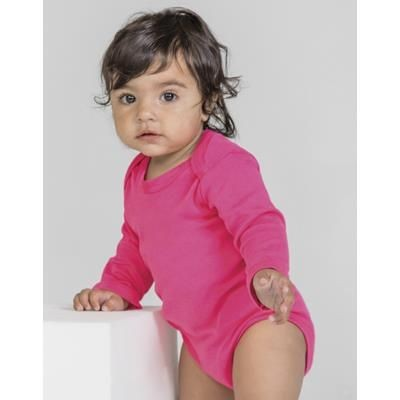 Picture of BABYBUGZ ORGANIC L & S BODYSUIT