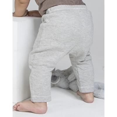 Picture of BABYBUGZ BABY STRIPE JERSEY LEGGINGS