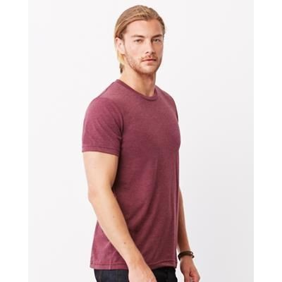 Picture of BELLA CANVAS MENS TRIBLEND SHORT SLEEVE TEE SHIRT
