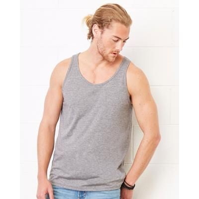 Picture of CANVAS UNISEX JERSEY TANK TOP