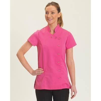 Picture of DENNYS POLYCOTTON STUD BEAUTY TUNIC