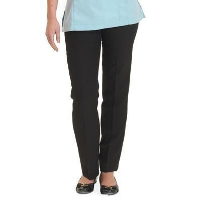 Picture of DENNYS POLYCOTTON BEAUTY TROUSERS UN-HEMMED
