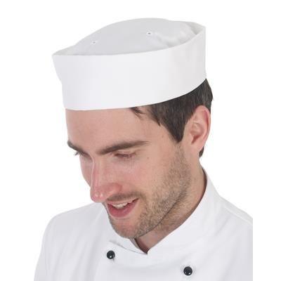 Picture of DENNYS CHEF SKULL CAP in White