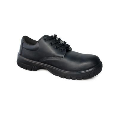 Picture of DENNYS COMFORT GRIP LACE UP SAFETY SHOE in Black