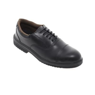 Picture of DICKIES OXFORD SAFETY SHOE in Black