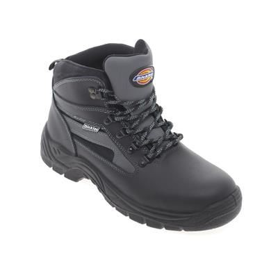 Picture of DICKIES SEVERN SUPER SAFETY BOOTS in Black