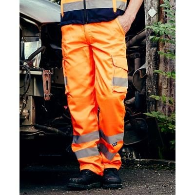Picture of YOKO CARGO KNEE PAD TROUSERS REG