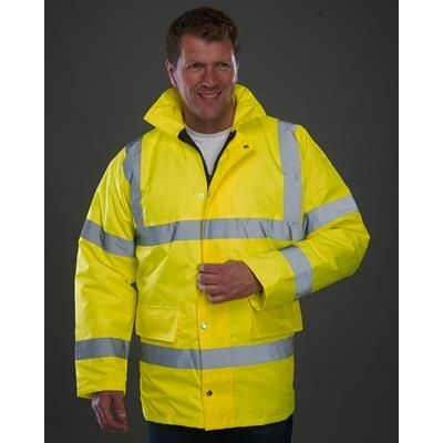 Picture of YOKO HI VISIBILITY ROAD SAFETY JACKET