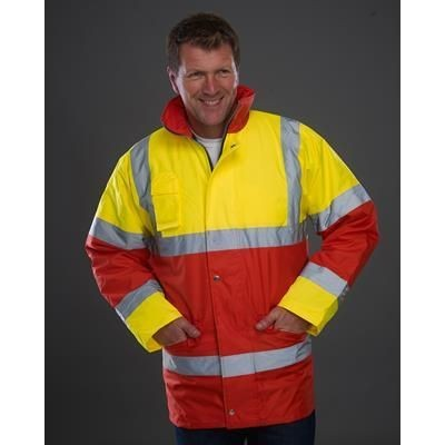Picture of YOKO HI VIS CONTRAST JACKET