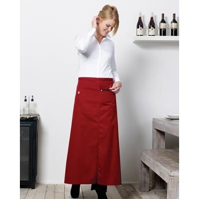 Picture of TOWELS BY JASSZ LONG BISTRO POCKET APRON