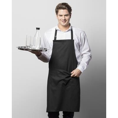 Picture of BISTRO BY JASSZ LISBON COTTON BIB APRON