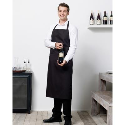 Picture of TOWELS BY JASSZ BISTRO BIB APRON with Pocket