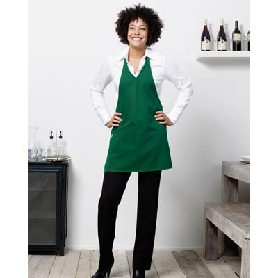 Picture of TOWELS BY JASSZ BISTRO LADIES BIB APRON