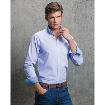 Picture of CLAYTON & FORD L & S MICRO CHECK SHIRT