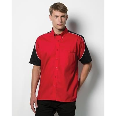 Picture of GAMEGEAR FORMULA RACING SHORT SLEEVE SHIRT