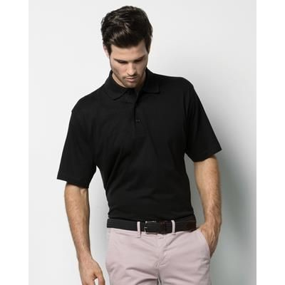 Picture of KUSTOM KIT JERSEY KNIT POLO SHIRT