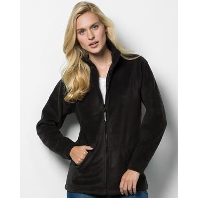 Picture of KUSTOM KIT GRIZZLY LADIES FULL ZIP ACTIVE FLEECE JACKET