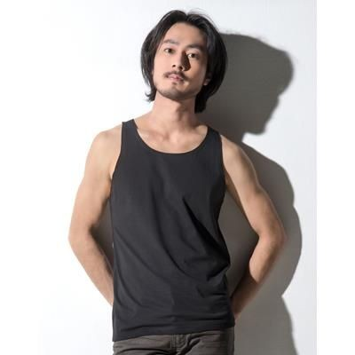 Picture of NAKEDSHIRT MAX MENS SINGLE JERSEY VEST